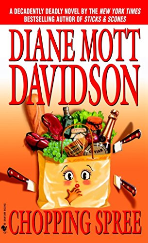 Chopping Spree by Diane Mott Davidson
