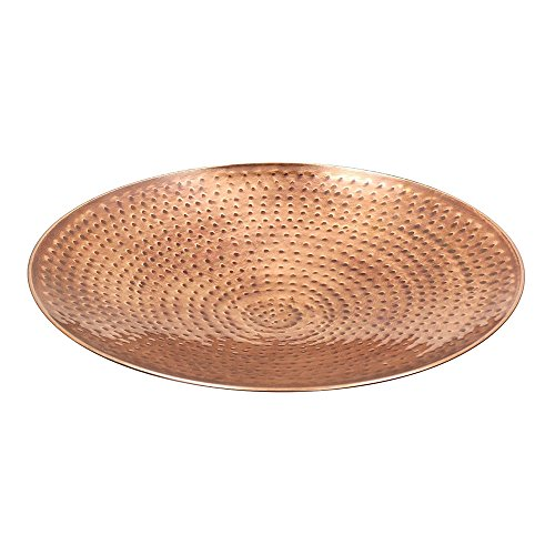 (Achla Designs Burnt Copper Birdbath Bowl )