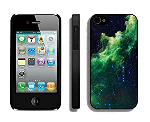 Nice Apple Iphone 4s Case Durable Soft Silicone TPU Nebula Galaxy Black Mobile Phone Case Cover for Iphone 4
