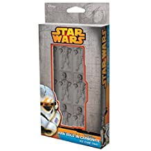 ICUP Star Wars Han Solo in Carbonite Ice Cube Tray, Clear