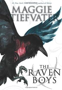 The Raven Boys 0545424933 Book Cover