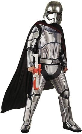 Capitán Phasma traje adulto de lujo XL