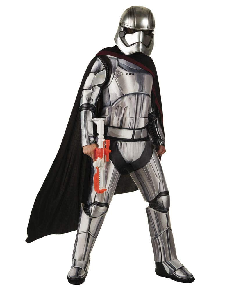 Capitán Phasma traje adulto de lujo XL: Amazon.es: Juguetes ...