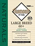 Diamond Naturals Dry Food for Adult Dogs, Large Breed 60+ Chicken Formula, 40 Pound Bag, My Pet Supplies