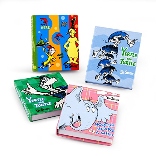 BirthdayExpress Dr Seuss Party Supplies Party Favors - Little Notebooks (8) -