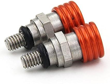 Valvola limitatrice di pressione per sfiato aria a forche CNC moto M4 0.7MM per KTM SX SXF EXC SMR All Model Bikes