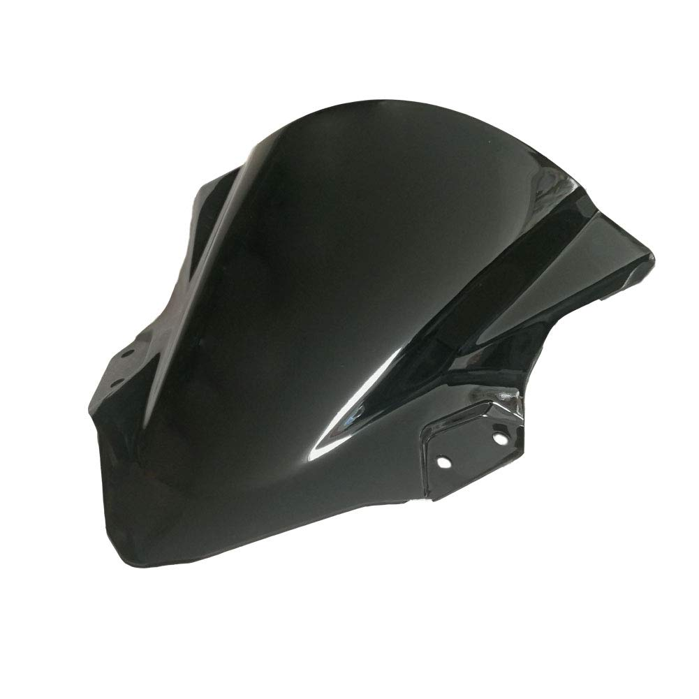 NINJA 400 ABS//KRT Edition 2018 Tall Windscreen EX400ABS EX250P//S//T//V EX400G//H//J Unlimited Rider Motorcycle Windshield Windscreen For Kawasaki NINJA 400 2019 2018 NINJA 400 ABS 2019 2018