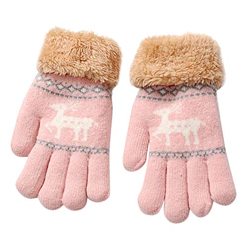 Huangou FashionToddler Boys and Girls Winter Knitted Writing