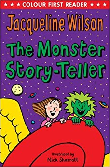 Book The Monster Story-Teller (Colour First Reader) by Jacqueline Wilson (2011-08-04)