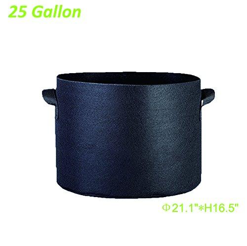5 gallon plastic potting bag - 7