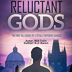 Reluctant Gods Audiobook