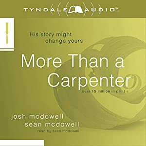 More Than a Carpenter Audiobook