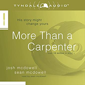 more than a carpenter book report