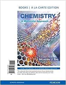 Chemistry a molecular approach 4th edition pdf download free