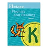 Horizons K Phonics and Reading Book 4 (Lifepac)