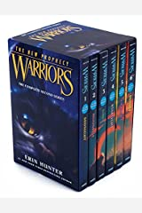 Warriors: The New Prophecy Box Set: Volumes 1 to 6: The Complete Second Series Paperback