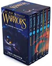 Warriors: The New Prophecy Box Set: Volumes 1 to 6