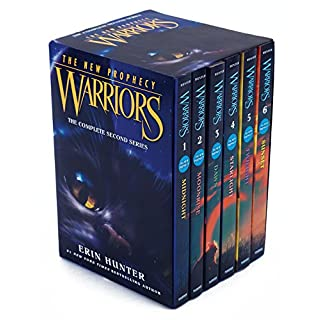 Warriors: The New Prophecy Box Set: Volumes 1 to 6: The Complete Second Series