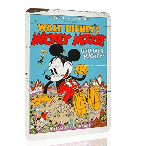 Buy mickey mouse gulliver mickey