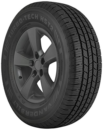 Vanderbilt Turbo Tech HST2 Highway All-Season Tire- 235/70R16 106T by Vanderbilt