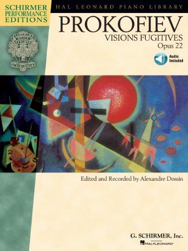 Sergei Prokofiev Visions Fugitives Op 22 Schirmer Performance Editions Epub
