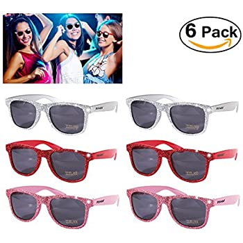 0898e093d1d Black Sunglasses Wholesale Party Pack-12 Retro Wayfarer Risky Business-Blues  Brothers Black Sunglasses