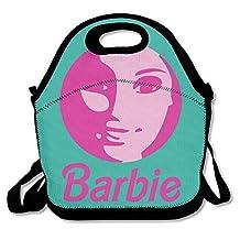 CMCM Barbie Logo Lunch Bag/Lunch Box/Bento Bag