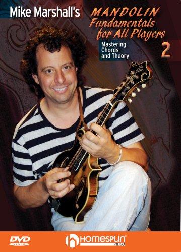 Santa Homespun - Mike Marshall's Mandolin Fundamentals For All Players #2- Mastering Chords and Theory