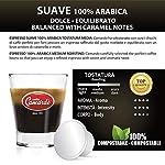 CAFFE-CAMARDO-160-Capsule-compostabili-compatibili-per-macchinetta-da-caffe-Lavazza-A-Modo-Mio-Miscela-ARABICA-SUAVE–Made-in-Italy–16-astucci-da-10-capsule