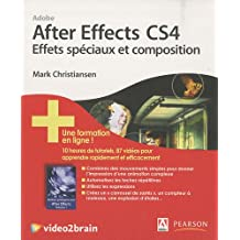 after effects CS4 effets spéciaux + ateliers pratiques