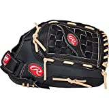 Rawlings RSB Slow-Pitch Softball Glove, Black, 14'