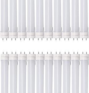 Aolyty T8 LED Tube Light 13W 3ft 35