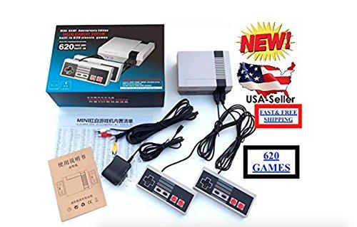 Mini Retro Classic Game Consoles Built-in 600 Childhood Clas