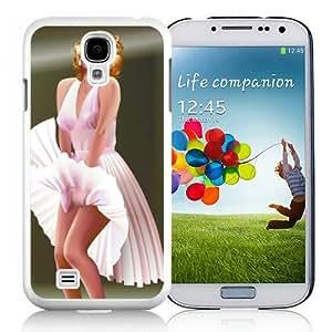 Marilyn Monroe Samsung Galaxy S4 I9500 High Quality By zeroCase