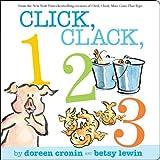 Click, Clack, 123, Doreen Cronin, 1416991255