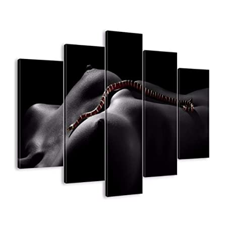 adgkitb canvas Serpiente Carteles Impresiones de la Lona Pintura ...