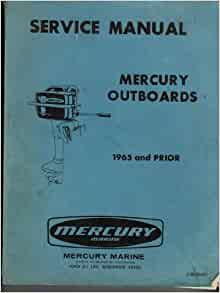 Service Manual Mercury Outboards 1965 And Prior C 90 border=