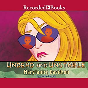 Undead and Unstable Audiobook