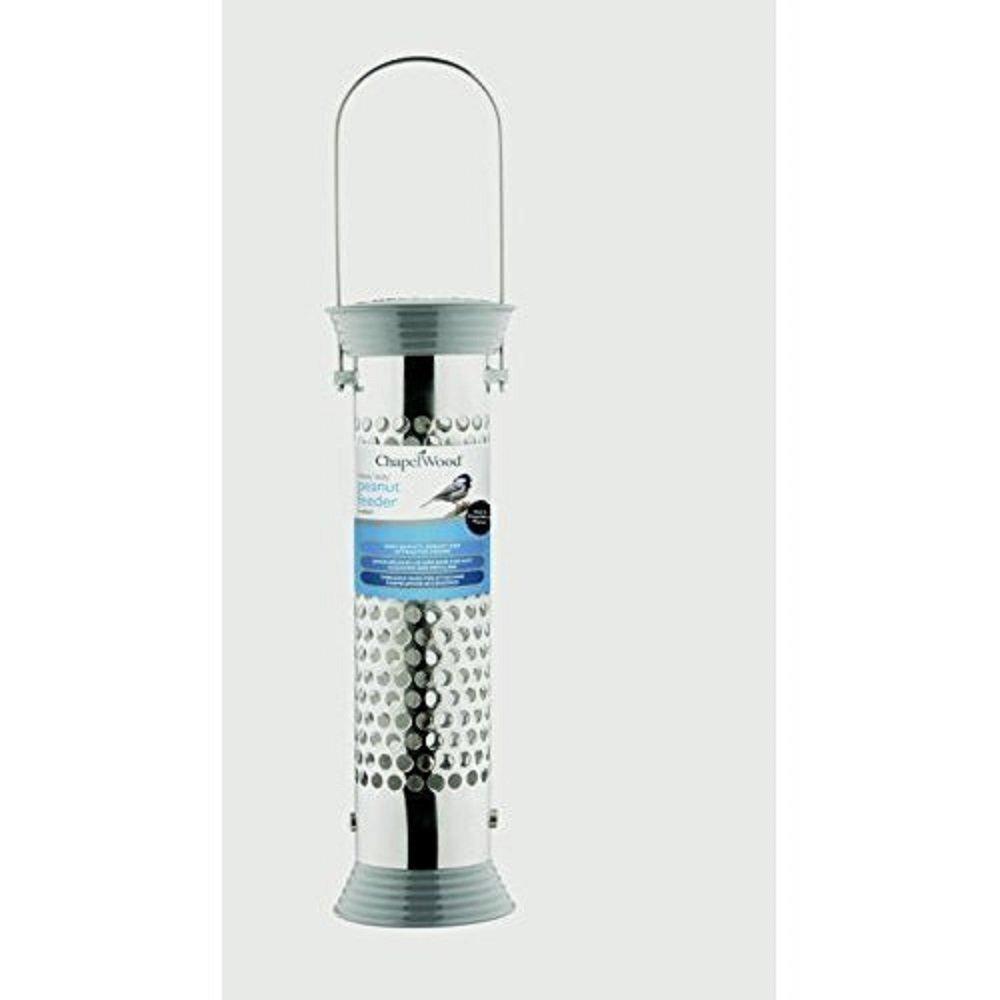 Chapelwood Heavy Duty Peanut Hanging Bird Feeder - 22.5cm