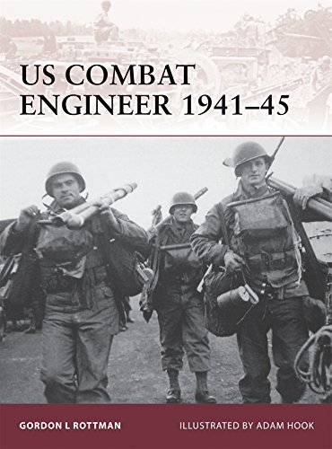 US Combat Engineer 1941-45 (Warrior) (Engineer Uniform)