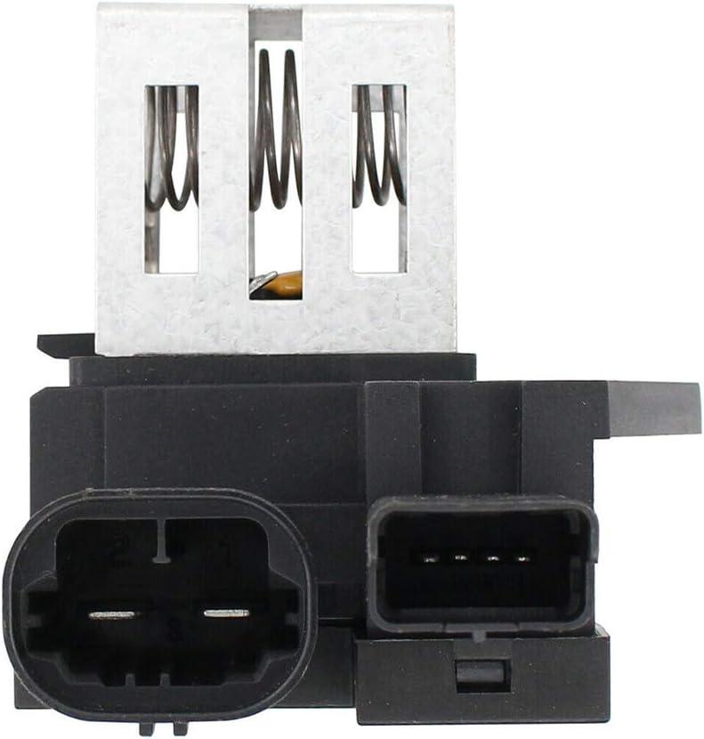Resistencia de relé del motor del ventilador del radiador para C-ITROEN C2 C3 DS3 P-eugeot 207 208 1267J6