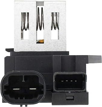 K/ühlerventilator Motor Relais Widerstand f/ür C-ITROEN C2 C3 DS3 P C207 208 1267J6