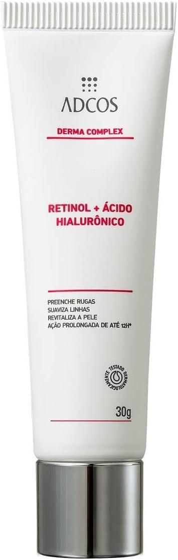 Adcos Derma Complex Retinol Creme Facial 30g