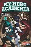My Hero Academia 6: Die erste Auflage immer mit Glow-in-the-Dark-Effekt auf dem Cover! Yeah!