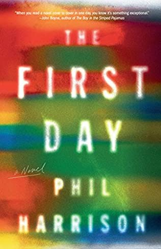 Image result for phil harrison the first day cover