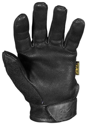 Mechanix Wear Hommes Team Issue CarbonX Level 1 Gants Noir