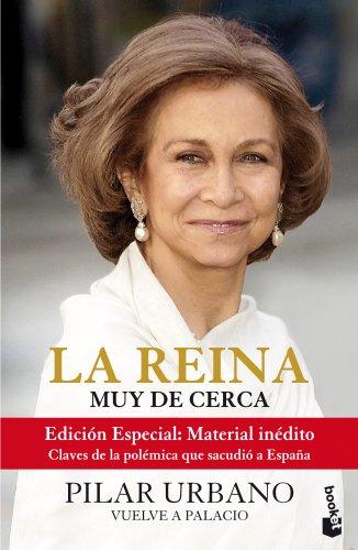 Descargar Libro La Reina Muy De Cerca Pilar Urbano