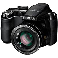 FUJIFILM FinePix S3400 Black 14 MP 3.0 LCD 28X Optical Zoom 24mm Wide Angle Digital Camera