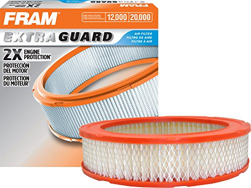 FRAM CA133 Extra Guard Round Plastisol Air Filter