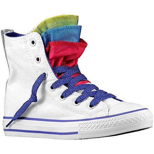Hi Shine Converse Party Blanc Baskets As wTwqpvI